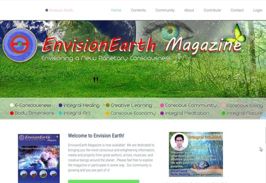 Envision Earth Magazine